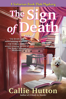 The Sign of Death: A Victorian Book Club Mystery Cover Image