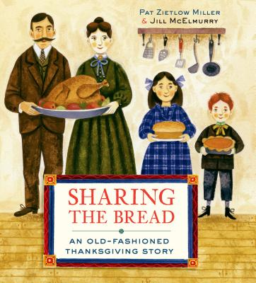 Cover for Sharing the Bread