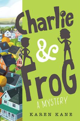 Charlie and Frog (A Charlie and Frog book) Cover Image