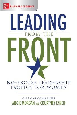 Leading from the Front Cover