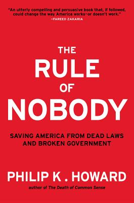 The Rule of Nobody Cover