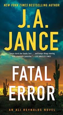 Fatal Error: An Ali Reynolds Mystery (Ali Reynolds Series #6) Cover Image