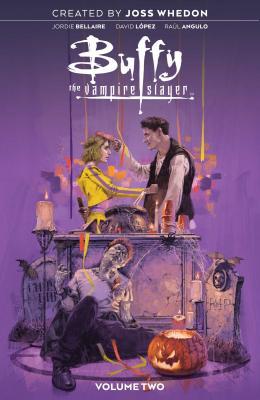 Buffy the Vampire Slayer Vol. 2 Cover Image