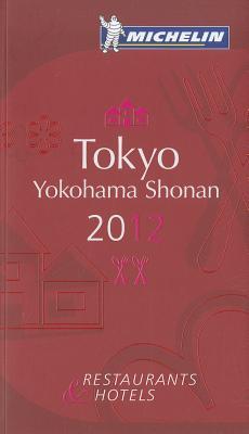 Michelin Guide Tokyo Yokohama Shonan Cover