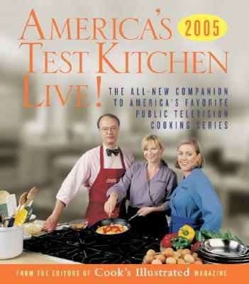 America's Test Kitchen Live! Cover