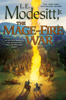 The Mage-Fire War cover image