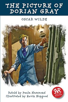 The Picture of Dorian Gray (Real Reads) Cover Image