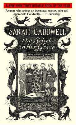 The Sibyl in Her Grave Cover