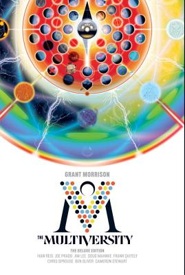 The Multiversity Deluxe Edition Cover Image