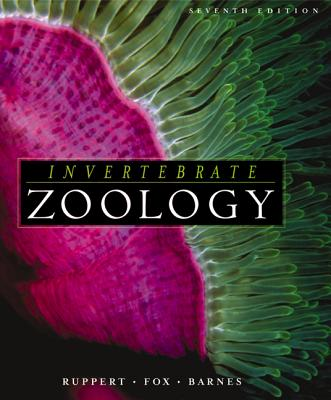 Cover for Invertebrate Zoology