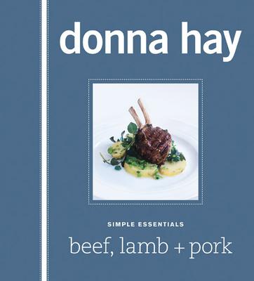 Simple Essentials: Beef, Lamb + Pork Cover Image