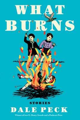 What Burns Cover Image