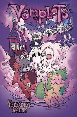 Vamplets: The Undead Pet Society Cover Image