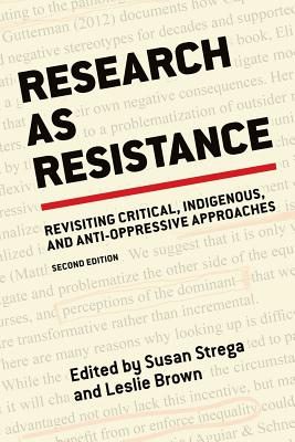 Research as Resistance, 2nd Edition Cover Image