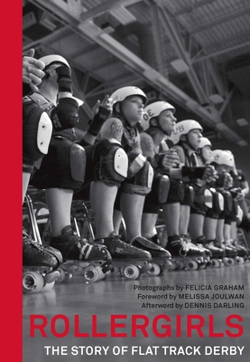 Rollergirls: The Story of Flat Track Derby Cover Image