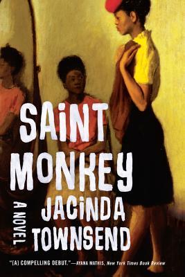 Saint Monkey: A Novel Cover Image