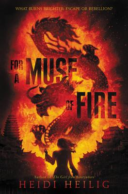 For a Muse of Fire Cover Image