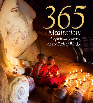 365 Meditations: A Spiritual Journey on the Path of Wisdom Cover Image