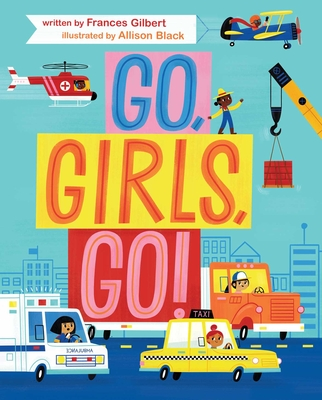 Go, Girls, Go! Cover Image