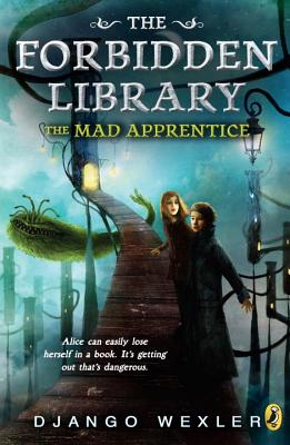 Cover for The Mad Apprentice