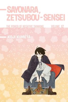 Sayonara, Zetsubou-Sensei, Volume 12 Cover