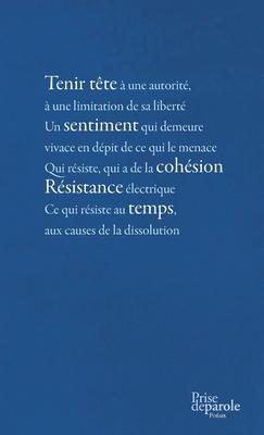 Poèmes de la résistance Cover Image