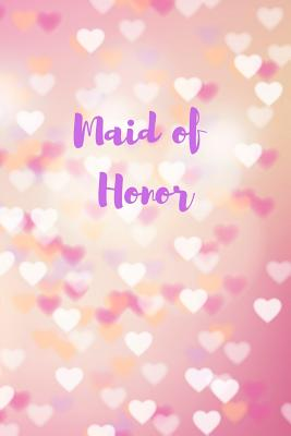 Maid of Honor: Maid of Honor Book Cover Image