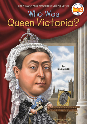 Who Was Queen Victoria? (Who Was?) Cover Image