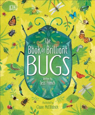 The Book of Brilliant Bugs Cover Image
