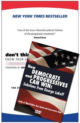 Don't Think of an Elephant! & How Democrats and Progressives Can Win (Book & DVD Bundle) [With DVD] Cover Image