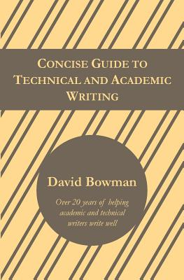 Concise Guide to Technical and Academic Writing Cover Image