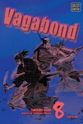 Vagabond, Volume 8 Cover
