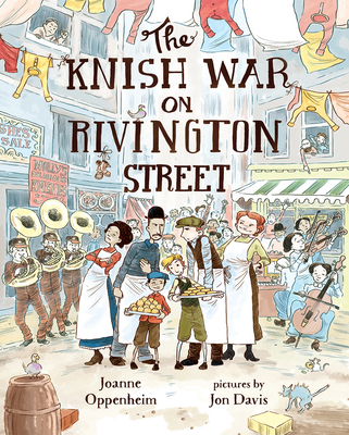 Cover for The Knish War on Rivington Street