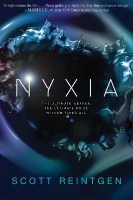 Nyxia (The Nyxia Triad #1) Cover Image