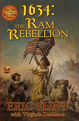 1634: The Ram Rebellion (The Ring of Fire #6) Cover Image