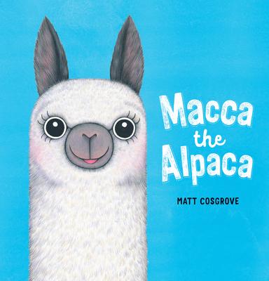 Macca the Alpaca Cover Image