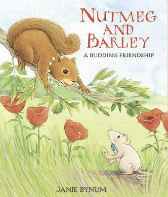 Nutmeg and Barley Cover