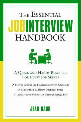 The Essential Job Interview Handbook Cover