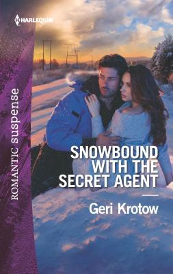 Cover for Snowbound with the Secret Agent (Silver Valley P.D. #7)