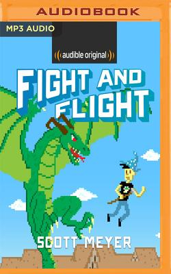 Fight and Flight (Magic 2.0 #4) Cover Image