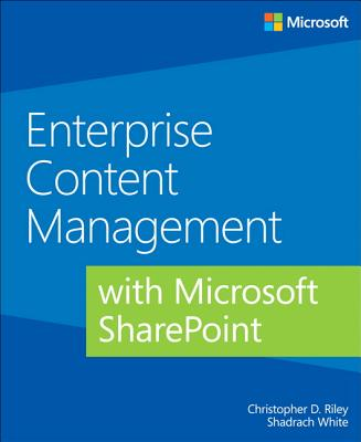 Enterprise Content Management with Microsoft Sharepoint Cover