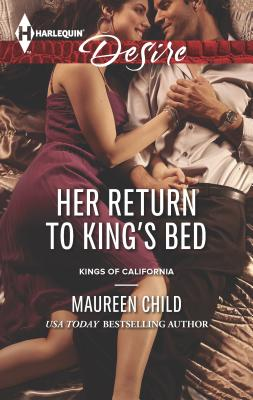 Her Return to King's Bed Cover