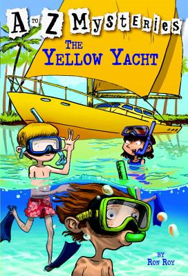 A to Z Mysteries: The Yellow Yacht Cover Image
