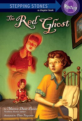 The Red Ghost Cover