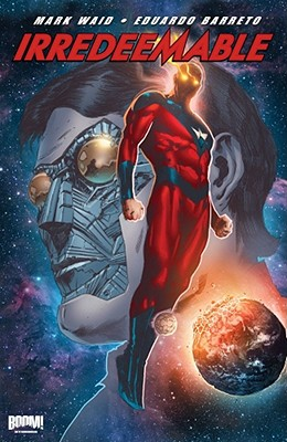 Irredeemable, Volume 8 Cover