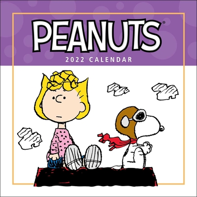 Peanuts 2022 Wall Calendar Cover Image