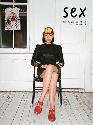 Sex Magazine: #1-10 2012-2015 Cover Image