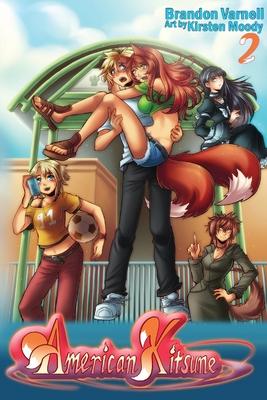 American Kitsune, Volume 2: A Fox's Tail Cover Image