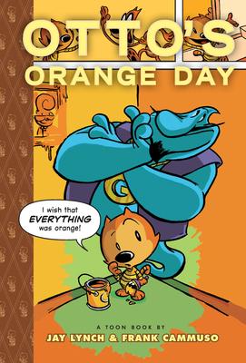 Otto's Orange Day Cover