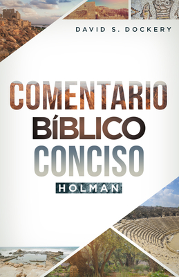 Cover for Comentario Bíblico Conciso Holman